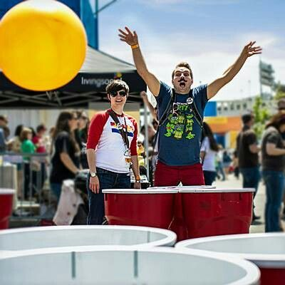 World Of Beer Pong New Sport Hits The Big Time In Vegas