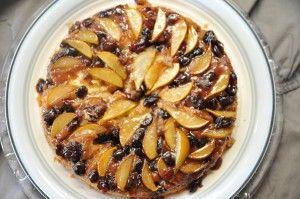 Seckel Pear Cake