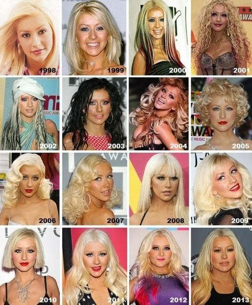Christina Aguilera Is One Of Most