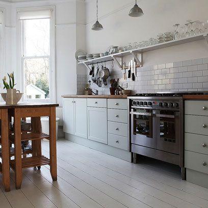 Modern Retro Kitchens Decor My Style Modern Retro