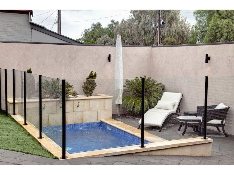 Pool ideas | Small pools, Modern pools and House pools