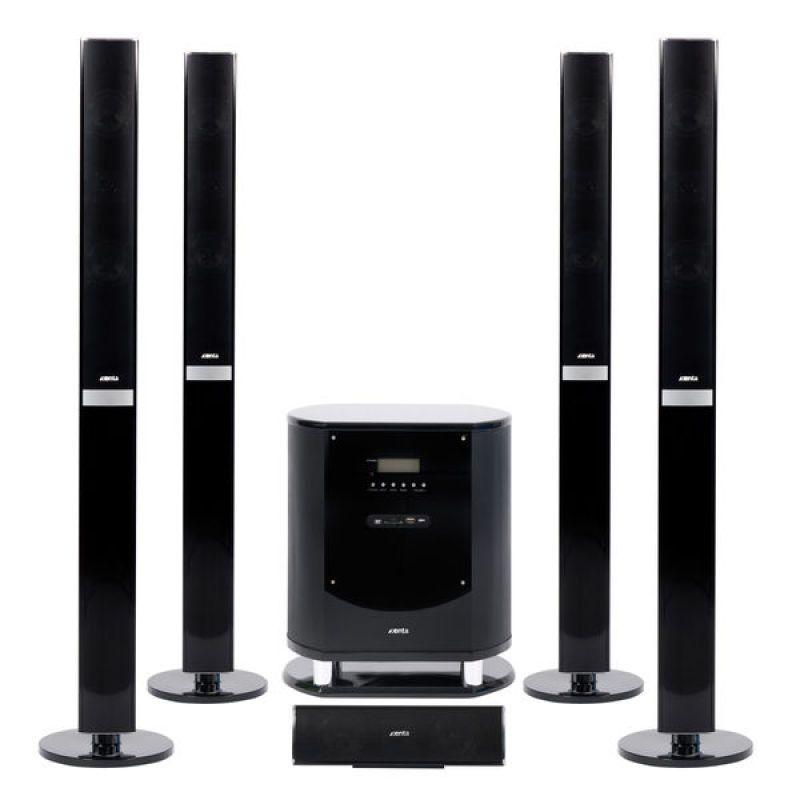 Xenta Wireless 5.1 Surround Sound Home Theatre System for £89.99 ...