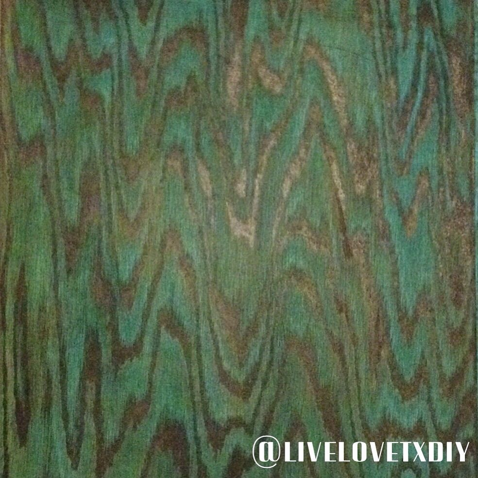 Livelovetexas' Project Table Top Color Stain in 2019 | Color washing