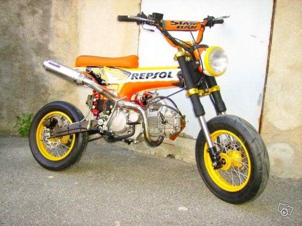 dax dirt bike france vaucluse bikes honda moto bike en mini bike. Black Bedroom Furniture Sets. Home Design Ideas