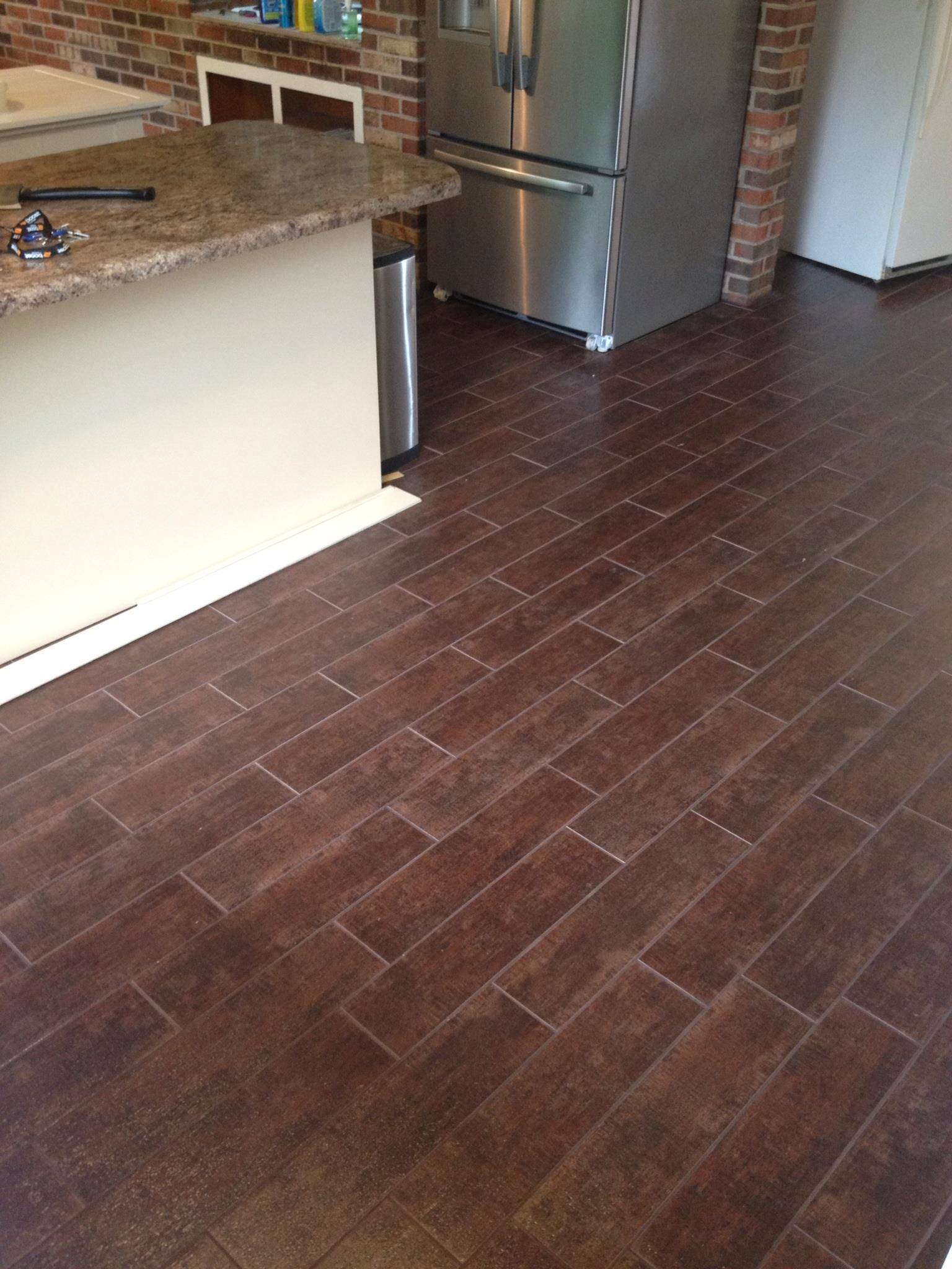 Wood Look Porcelain In Stock Everyday Prices Start At Only 99 Cents Per S F Flooring Wood Porcelain Tile
