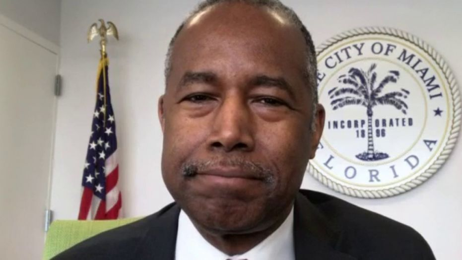 Dr. Ben Carson pushes back on NY Gov. Cuomo's 'ridiculous ...