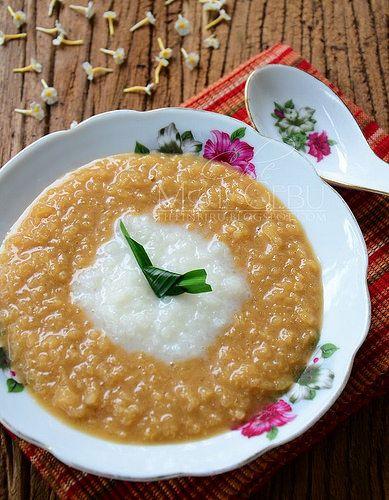 Dapur Tanpa Sempadan Bubur Putih Bubur Merah Resep Masakan Sehat Resep Masakan Hidangan Pembuka