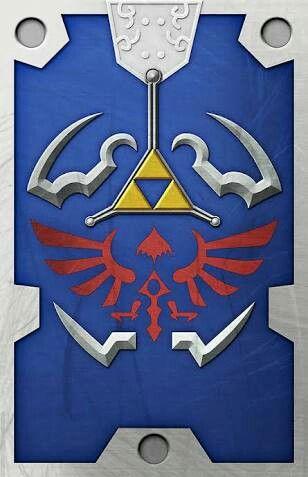Escudo Legend Of Zelda Memes Zelda Art Legend Of Zelda