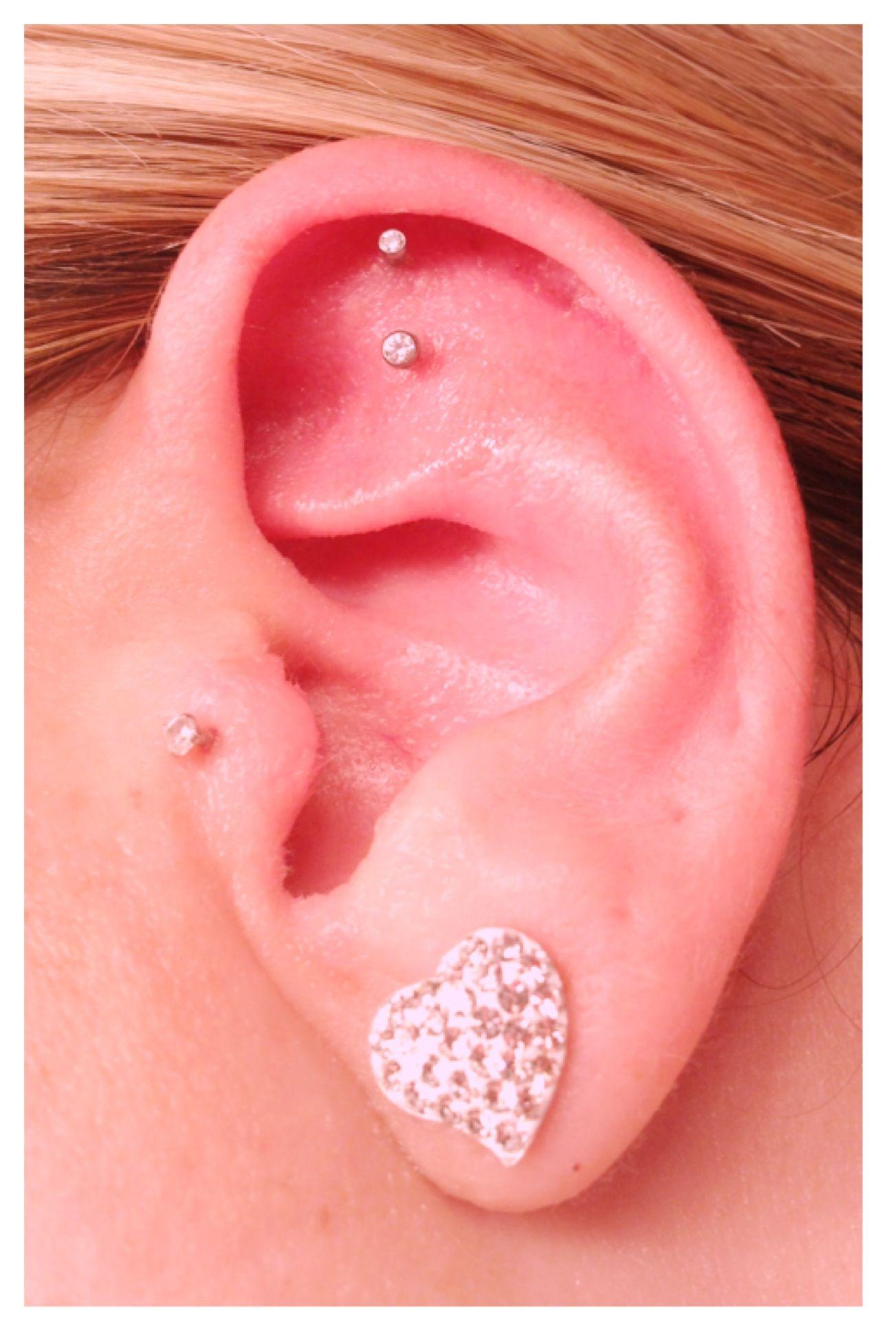 New piercing ideas  Love my new piercings  Piercings  Pinterest  Piercings and Piercing