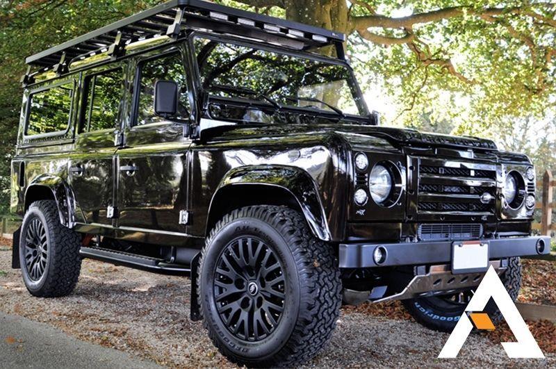 Land Rover Defender D 110 Custom Build To Order Arkonic Land Rover Defender Land Rover Defender