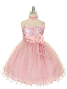 To acquire Sparkly Pink dress for kids pictures trends
