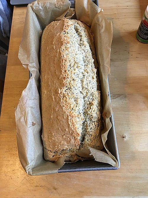 Photo of Gluten-free jerk-yoghurt bread from _Yannik-_ | chef