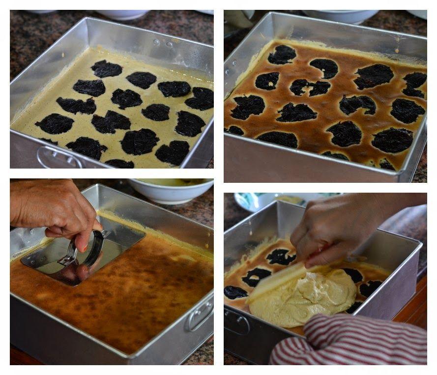 Lapis Legit Prune Kue Spekkoek Decadent Layered Cake With Prune Makanan Kue Lapis Kue Berlapis