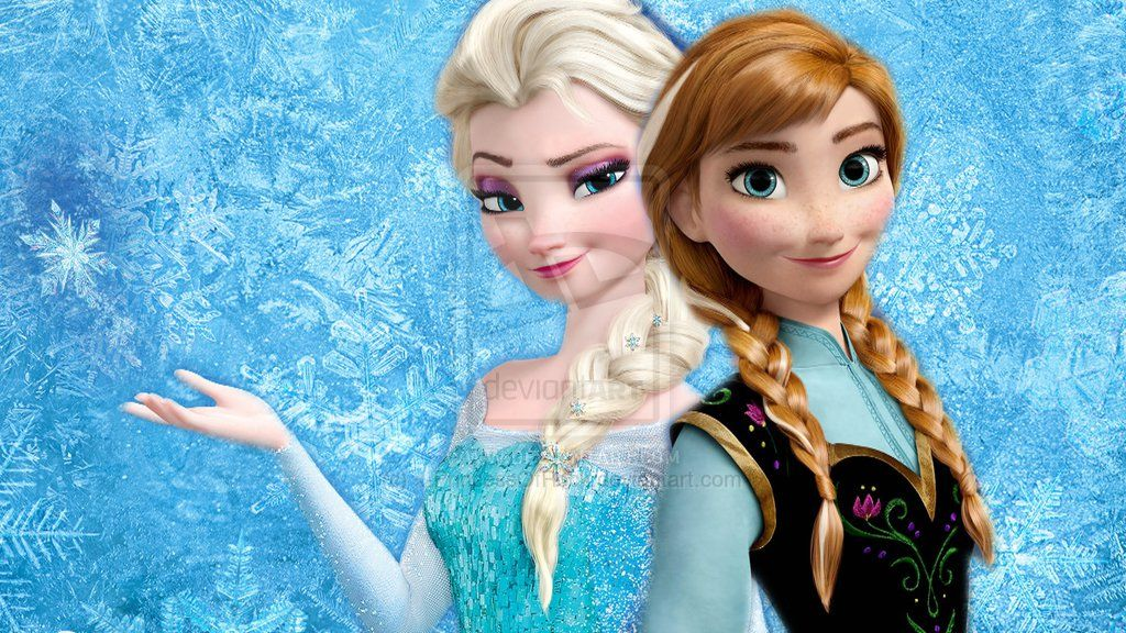 Frozen Elsa And Anna Wallpaper AweInsipring & Cool