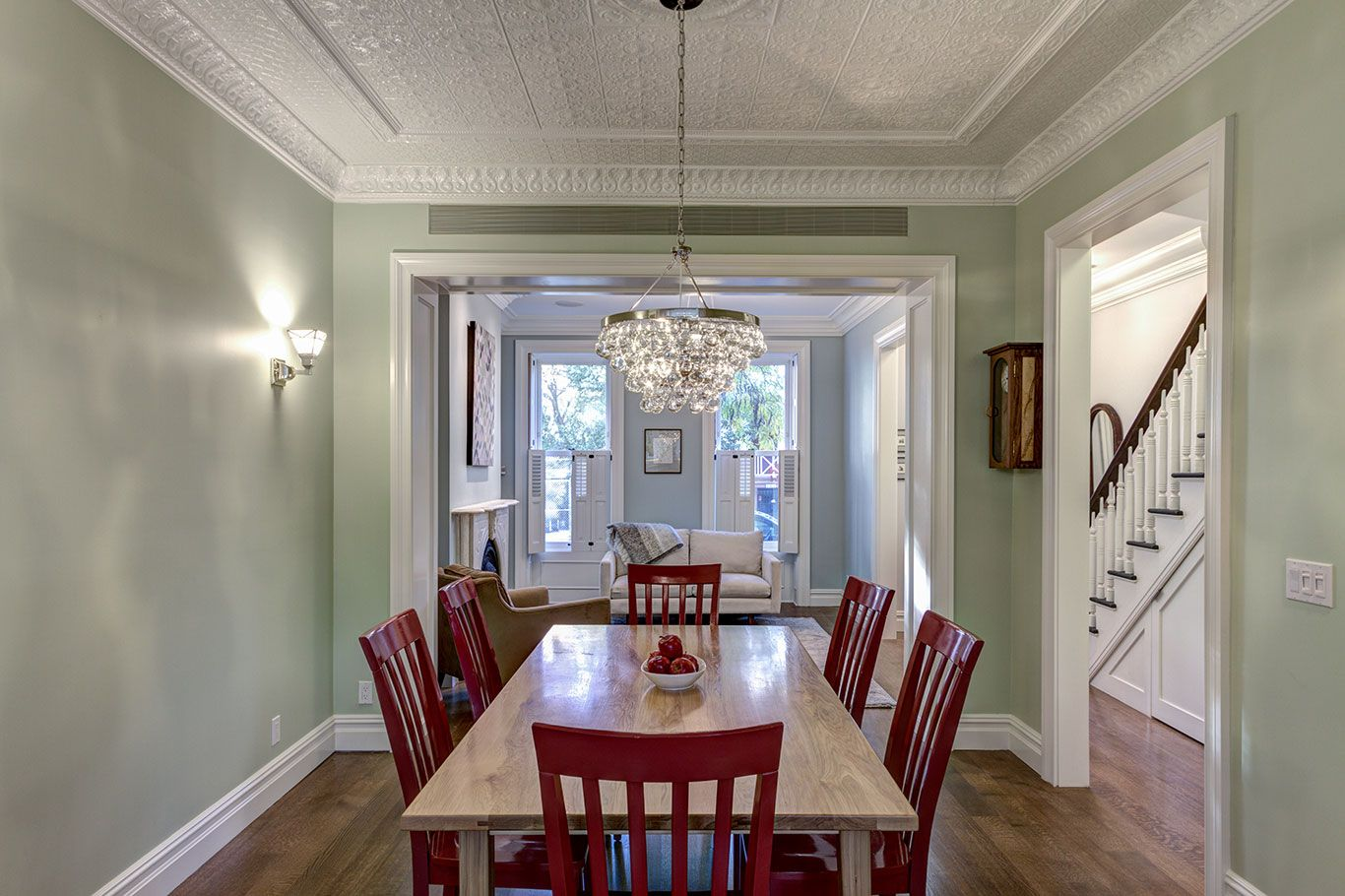 Attractive Park Slope Narrow Townhouse Dining Room, Ben Herzog, Architect | Park Slope  Narrow Townhouse | Pinterest | Townhouse, Architects And Room