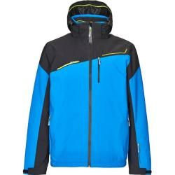 Photo of Killtec functional jacket with zip-off hood and snow guard, size L in sky blue, size L in sky