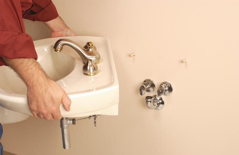 Installing a Bathroom Sink Drain \u2013 A How-To Guide Bathroom