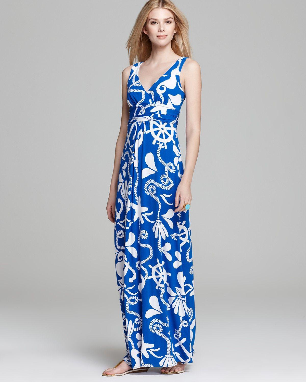Lilly Pulitzer Sloane Maxi Dress Bloomingdales Shopaholic