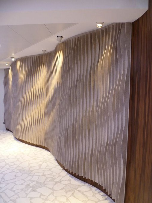 21 Ideas Of Curved Wall Decor House The Design Acoustic Wall Panels Curved Walls Acoustic Panels