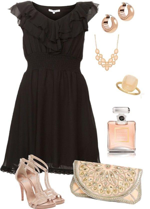 Untitled #82 | Black dress accessories