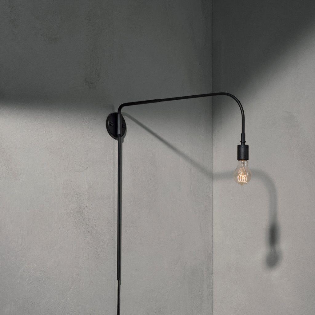 Warren Wall Lamp Black Wall Lamps Wall Lights Wall Lamp