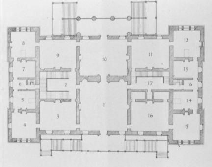 Houghton Hall Norfolk Plan Houghton Hall How To Plan English Country House