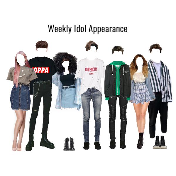 Fashion Set Nxgen Weekly Idol Appearance Created Via Kpop Fashion Outfits Stage Outfits Kpop Fashion