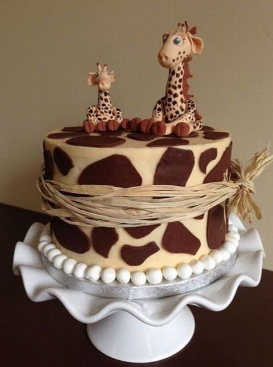 Pin by Jailene Marie on Kiddies Pinterest Giraffe Cake and
