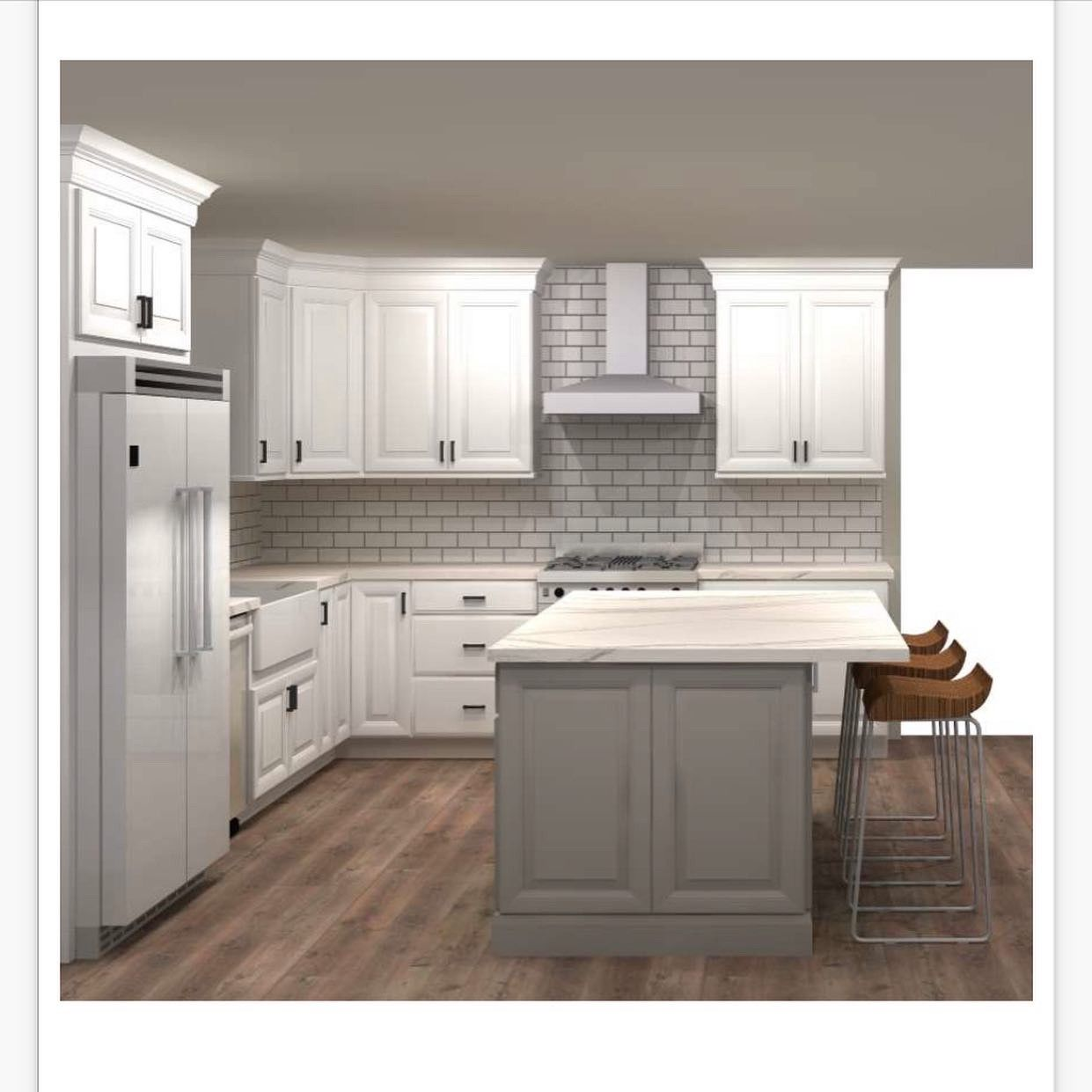 As You Re Thinking About A Whole Remodel Of The Most Frequently Used Room In Your House A Quick In 2020 Small Space Kitchen Glass Kitchen Cabinets Professional Kitchen Design