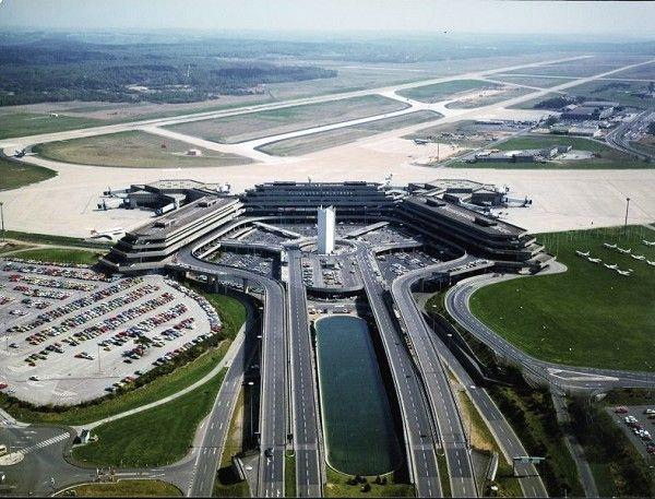 Cologne/Bonn Airport Terminal 1 (Cologne, 1969 Cologne