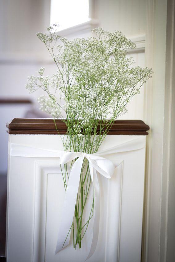 Simple Wedding Aisle Decor Idea My Dream Wedding Pinterest