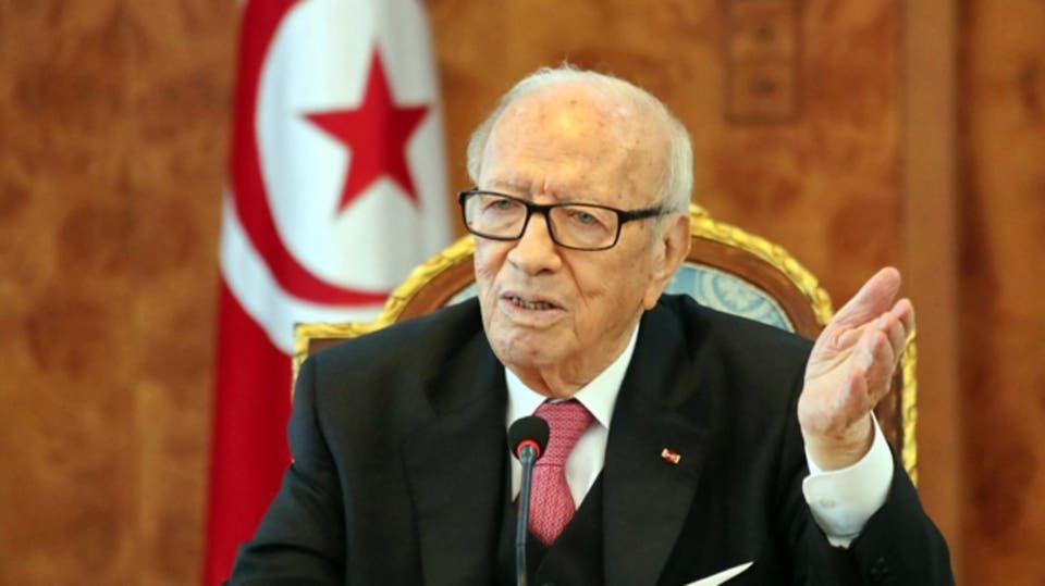 بعد وفاة السبسي رئيس النواب التونسي رئيسا للبلاد Fictional Characters Character John