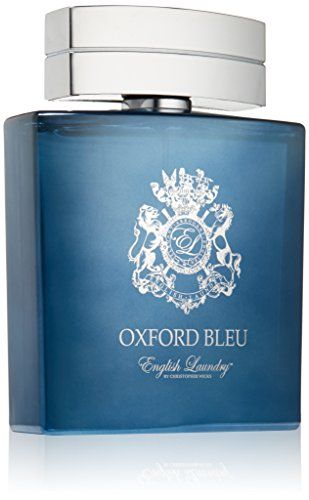 Men S Cologne English Laundry Oxford Bleu Eau De Parfum 68 Floz