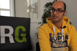 """I always wanted to make something big"" ResearchGate cofounder Ijad Madisch"
