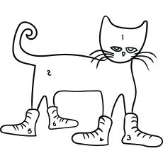 21 Best 'Pete The Cat' Coloring Pages For Your Little Ones
