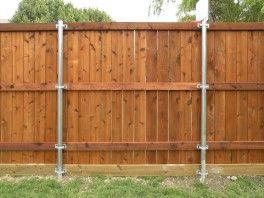 Dfw Basic Cedar Fences Lifetime Fence Company 6 Ft