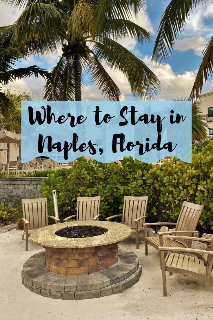 Our Coastal Vacation at Hyatt House Naples Review The