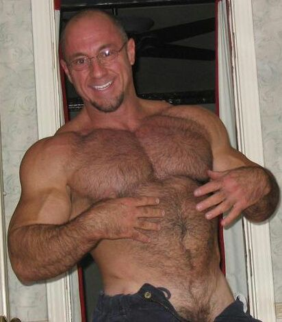 from Duke mature gay male silver foxes