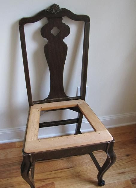 Recovering Dining Room Chairs Is A Simple, Inexpensive And Quick Way To  Update Any Dining Room Décor. Using Only Basic Tools And About 3/4 Y.