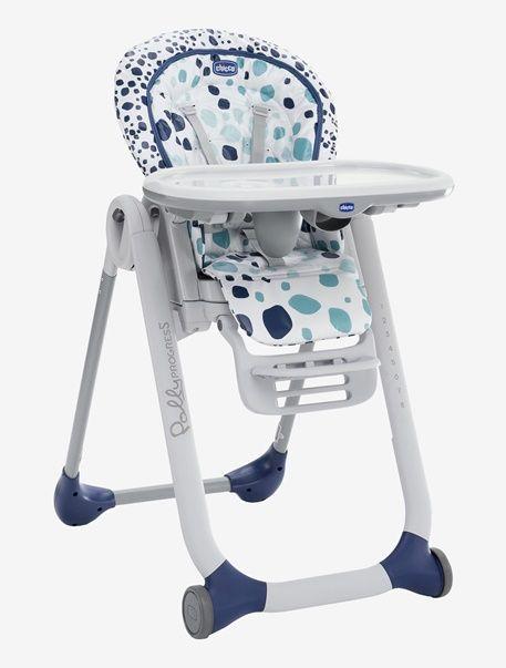 Chaise Haute Evolutive Chicco Polly Progres5 Gris Chicco Chaise Haute Chaise Haute Bebe Chaise Haute Evolutive