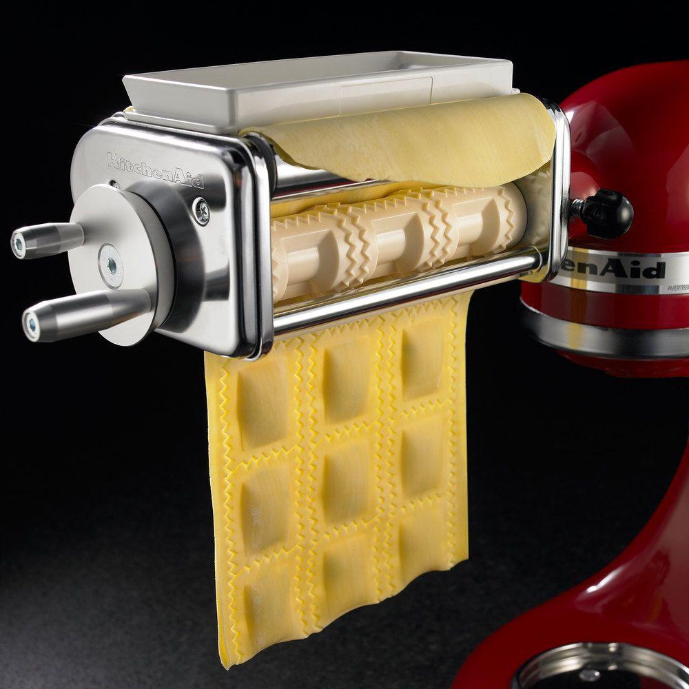 images?q=tbn:ANd9GcQh_l3eQ5xwiPy07kGEXjmjgmBKBRB7H2mRxCGhv1tFWg5c_mWT Kitchenaid Ravioli Maker Recipe