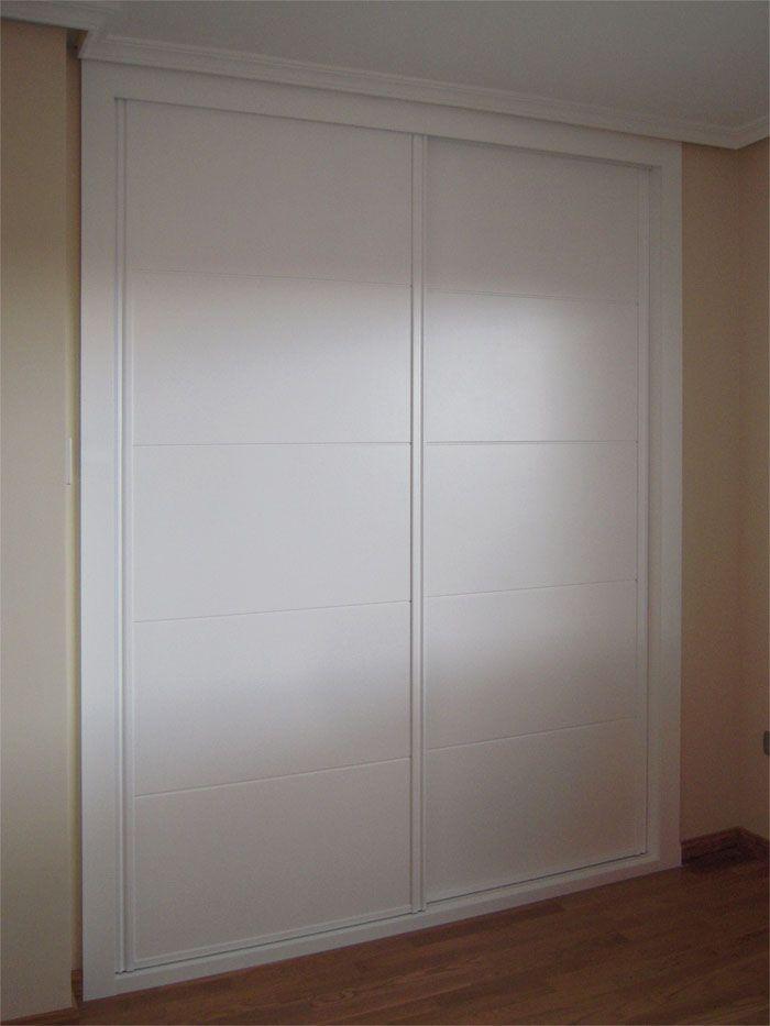 Armarios de calidad armarios armario armarios a medida - Puertas correderas armario empotrado ...