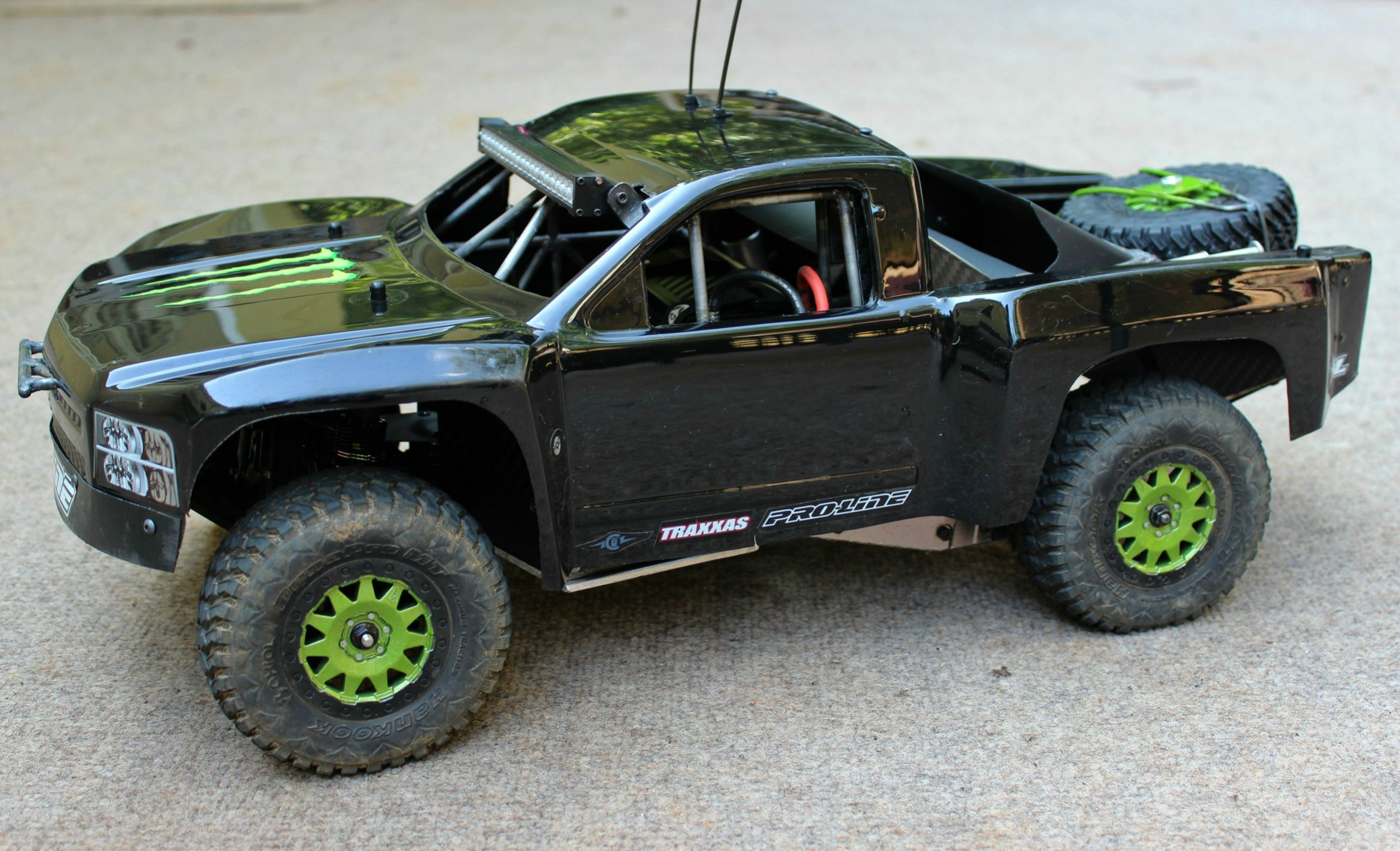XC s Custom Solid Axle Trophy Truck Build Thread Page 31