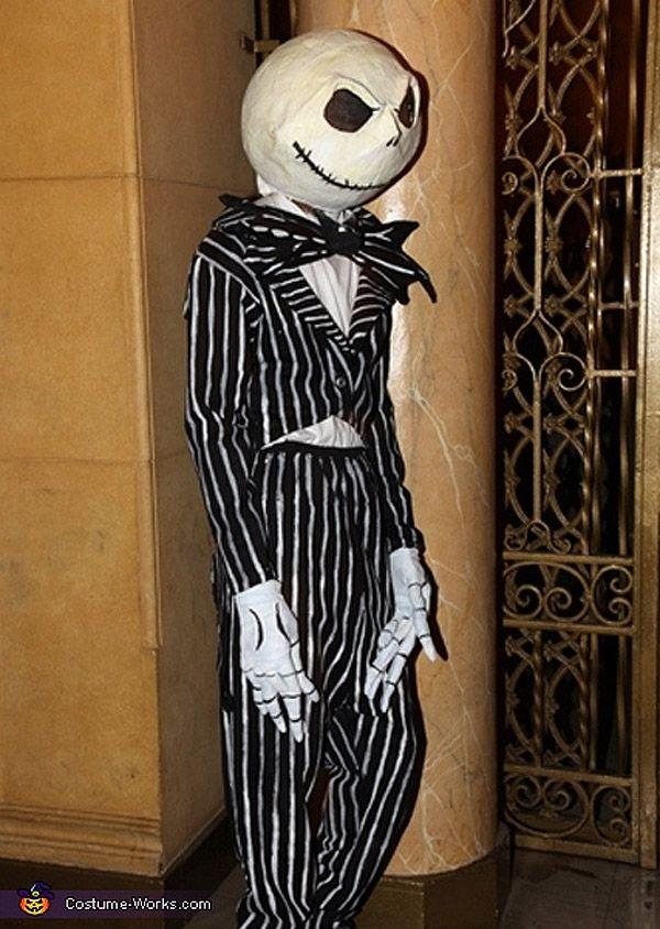 disfraces de halloween jack skellington