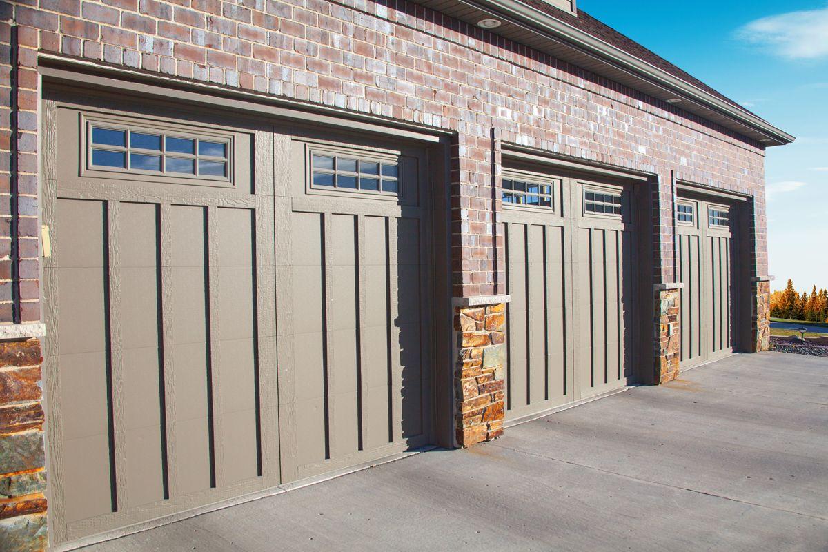 Midland Garage Door Overlay Design Garage Doors Residential