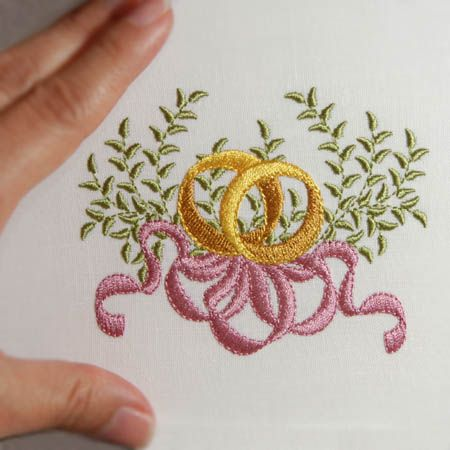 the wedding rings sonia showalter designs sonia showalter machine embroidery designs
