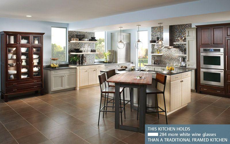 Design Craft Transitional Kitchen My Future Kitchen Kitchen