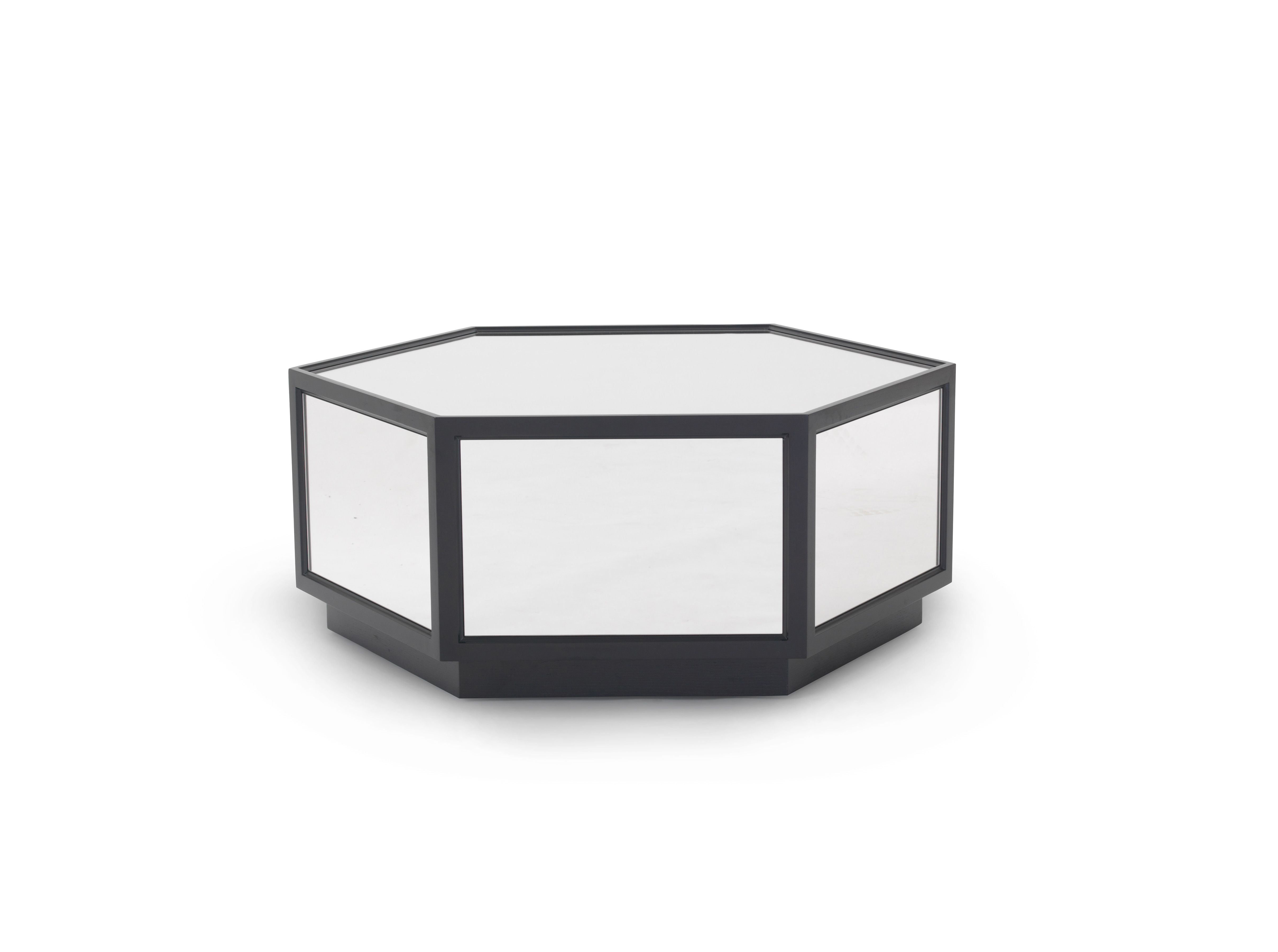 Mitchell Gold Bob Williams Montreal Table A Cafe Hexagonale Sutton Hexagon Coffee Table Coffee Table Contemporary Coffee Table [ 3600 x 4834 Pixel ]