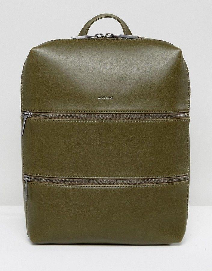 b997ccf58275 Matt   Nat Slate Backpack
