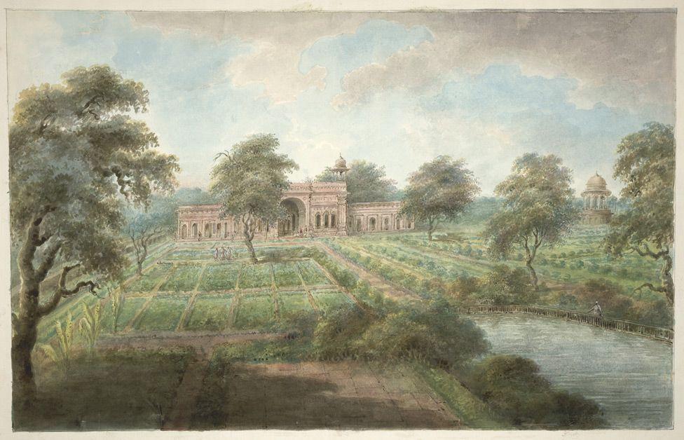 Pin on Sita Ram's Paintings 1810-22
